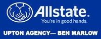 Upton Allstate- Ben Marlow