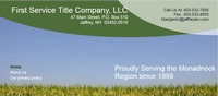 First Service Title Company, LLC