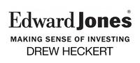 Edward Jones - Financial Advisor: Drew Heckert