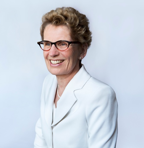 48 Wynne Double Vessel Sink Vanity: Kingston Luncheon With The Honourable Kathleen Wynne
