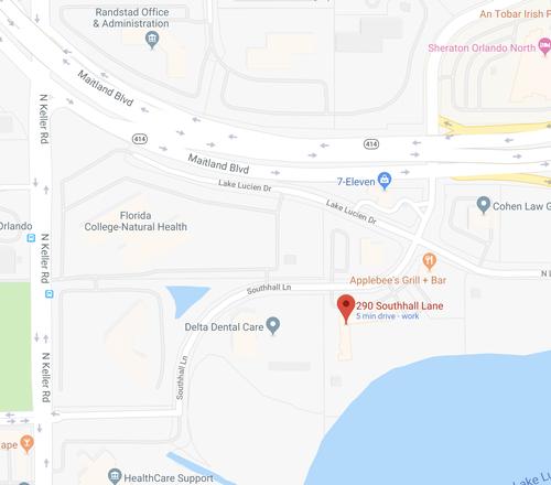 Maitland Florida Map.Wednesday Women January 2019 Jan 23 2019 Maitland Area Chamber