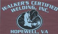 Walkers Certified Welding, Inc.