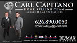 RE/MAX Masters, Carl Capitano