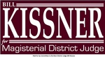 Bill Kissner Magisterial District Judge