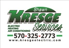 Shawn Kresge Electric Heating & AC Services
