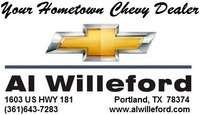Al Willeford Chevrolet, Inc.