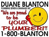 Duane Blanton Plumbing, Sewer & Drainage, Inc.
