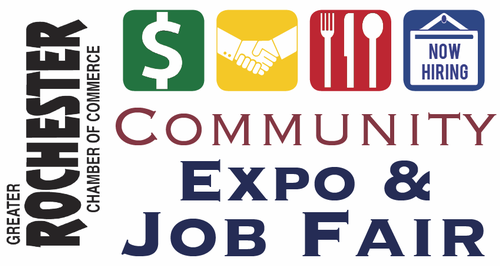 Community Expo & Job Fair 2019 - Oct 23, 2019 - Greater Rochester