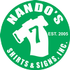 Nandos Shirts & Signs, Inc.
