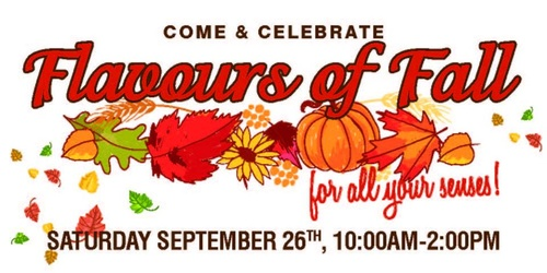 Flavours of fall sep 24 2016 belleville chamber of for Chamber of flavours