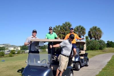 Golf Tournament 33rd Annual - Apr 28, 2017