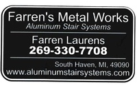 Farren's Metal Works & Aluminum Stair Systems