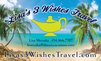 Lisa's 3 Wishes Travel