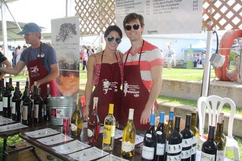 Food And Wine Festival Rockport Texas