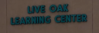 Live Oak Learning Center