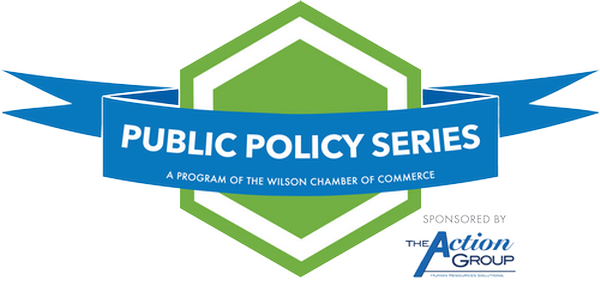 2019 Public Policy Series #4: Eggs & Issues presented by The Action Group