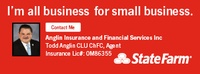 State Farm Insurance -- Anglin Insurance & Financial Services, Inc.