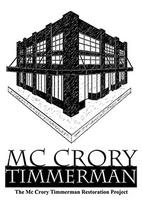 McCrory Timmerman Restoration Project