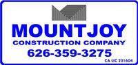 Mountjoy Construction Company