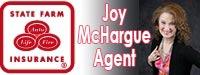 Joy McHargue - State Farm Agent