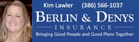 Berlin & Denys Insurance We offer Florida Blue, Auto, Home and Life Insurance