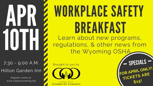 *Workplace Safety Breakfast