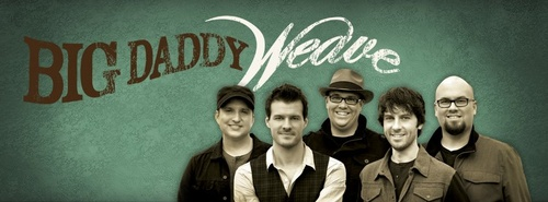 Big Daddy Weave performs at the Casper Events Center