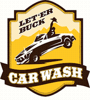Let 'Er Buck Car Wash