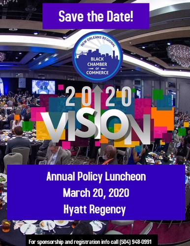 Events In New Orleans March 2020.2020 Annual Policy Luncheon March 20 2020 Mar 20 2020
