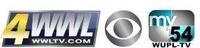 WWL-TV Channel 4 / WUPL-TV Channel 54