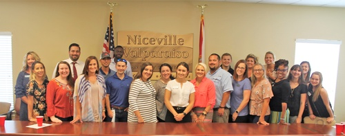 Niceville Young Professionals (NYP) Lunch Meeting - Aug 6, 2019