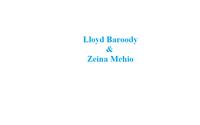 Baroody Foundation