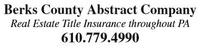 Berks County Abstract Company
