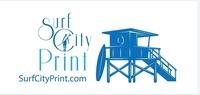 Surf City Print