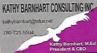 Kathy Barnhart Consulting Inc.