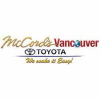 McCord's Vancouver Toyota-Scion & RV Center