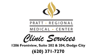 Pratt Regional Medical Center Clinic Services