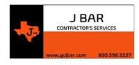 J Bar Contractors Services