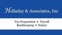 Holladay & Associates, Inc.