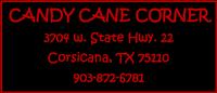 Candy Cane Corner