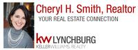 Cheryl Smith, Realtor - Keller Williams Realty