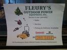 Fleury's Outdoor Power Equipment, Inc.