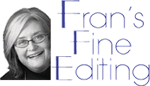 Fran's Fine Editing