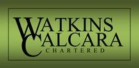 Watkins Calcara, Chtd.