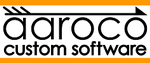Aaroco Custom Software