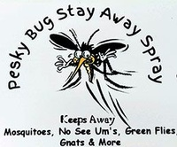 Pesky Bug Stay Away Spray