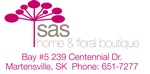 SAS Home and Floral Boutique