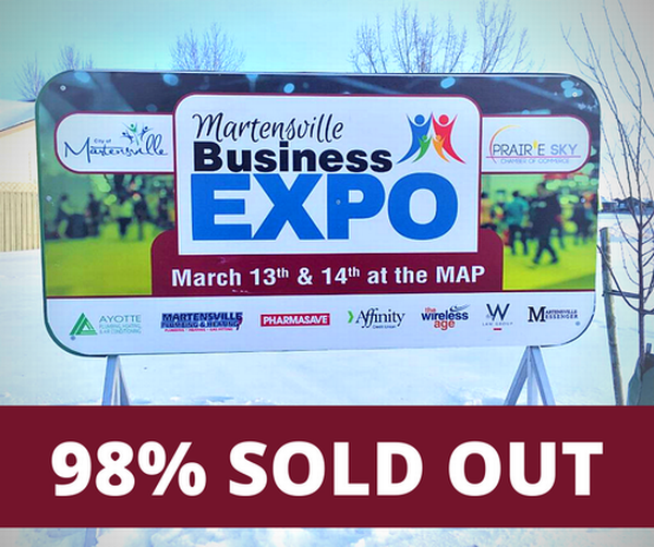 Martensville Business Expo