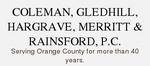 Coleman, Gledhill, Hargrave, Merritt, & Rainsford, P.C.