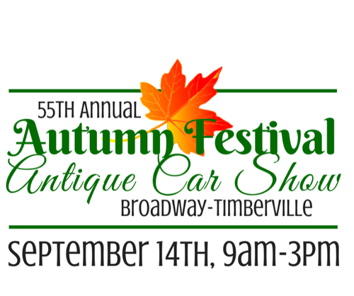 Broadway-Timberville Autumn Festival and Antique Car Show